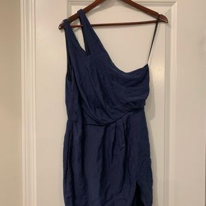 BCBG Formal One Shoulder Dress